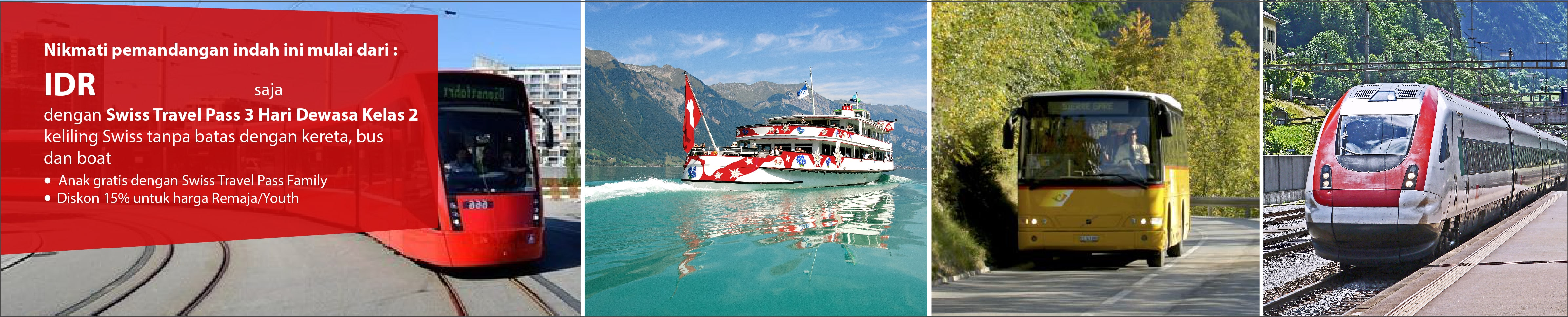 Swiss Travel Pass Promo